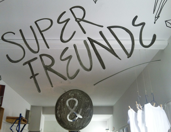 werk4 + Superfreunde